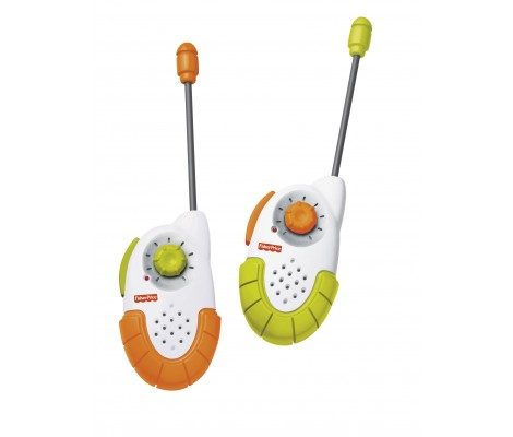 TALKIE WALKIE ANTICHOC FISHER PRICE