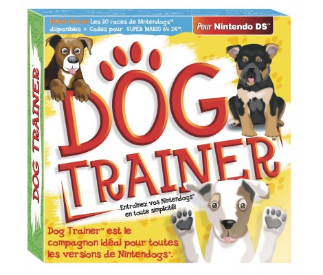 NINTENDOGS + SOLUTIONS SPECIAL DS