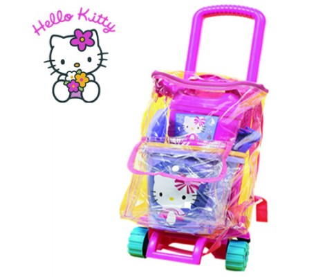 TROLLEY GARNI HELLO KITTY