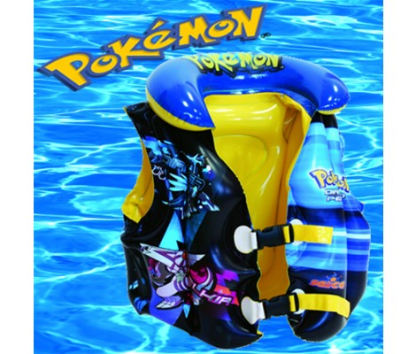 GILET DE NATATION GONFLABLE POKEMON