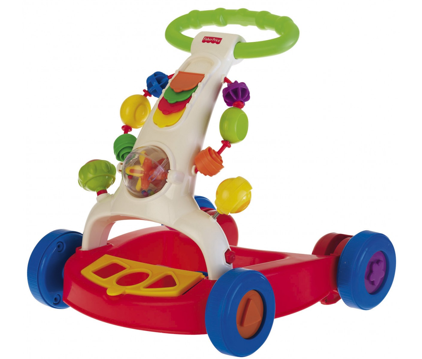 Fisher Price Trotteur trotteur d'apprentissage - fisher price - 9691