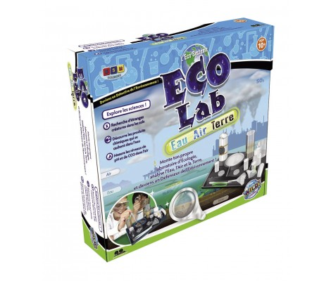 Laboratoire d'Analyse Eco Lab Eau, Air, Terre