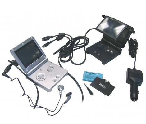 Pack pour  GBA SP