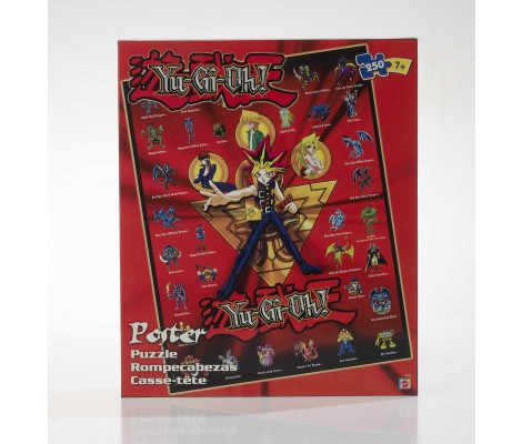 Puzzle Poster Yu-gi-oh - Mattel