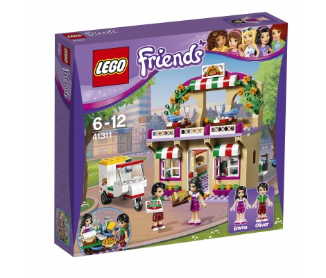 La Pizzeria D'Heartlake City Lego Friends