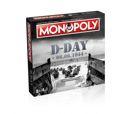 Winning Moves - Monopoly D-Day