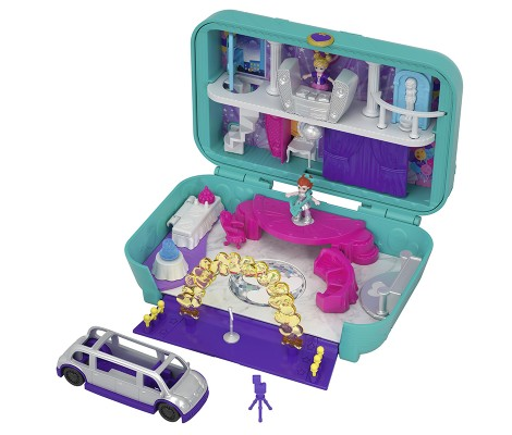 POLLYPOCKET COFFRET SURPRISE PARTY