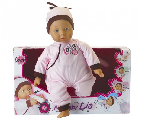 Poupon Interactif - Lissi Dolls