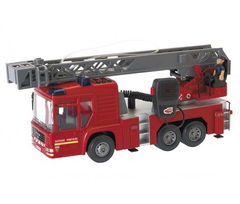 CAMION POMPIERS DICKIE TOYS
