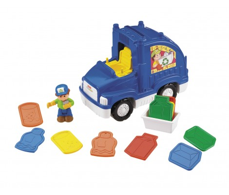 Camion Recyclage - Fisher Price
