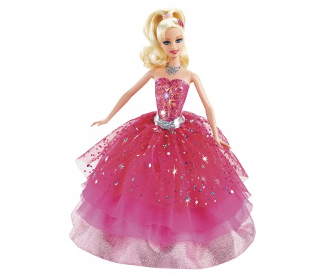 BARBIE MAGIE DE LA MODE MATTEL