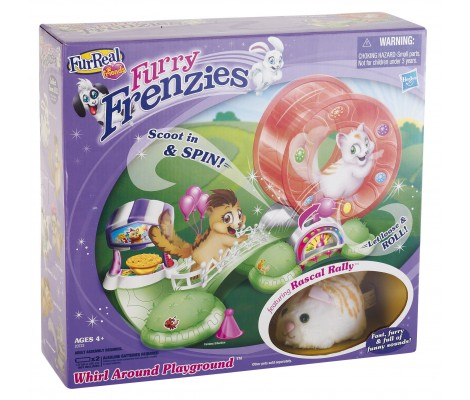 Furry Frenzies : Rally et la fête foraine - Hasbro