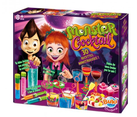 Jeu scientifique Monster Cocktail