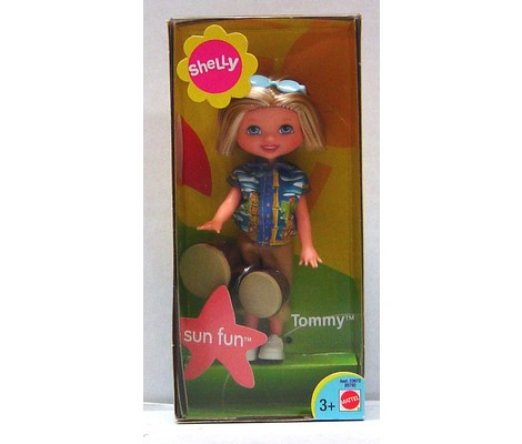 Shelly Sun Fun - Mattel