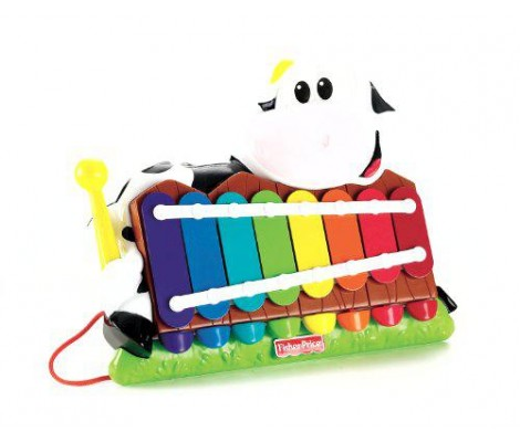 Fisher Price - K6081 - Jouet Musical - Mon Xylo-Animaux
