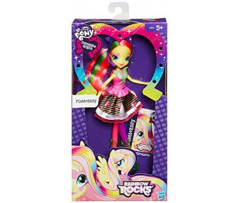 My Little Pony Equestria Girls Poupée De 23 Cm Assorties