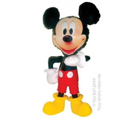 Personnage gonflable Mickey