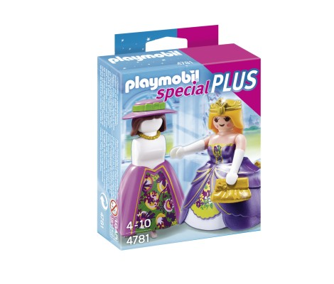 Playmobil - 4781 - Princesse avec Robe royale