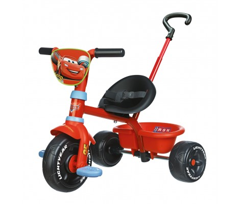 Cars Tricycle Be Fun Smoby