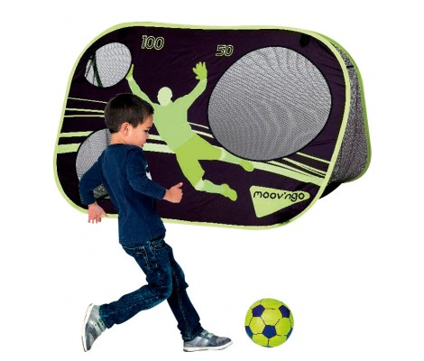Cage De Foot Pop Up 2 En 1