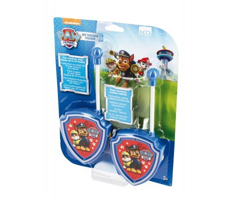 Talkies Walkies Paw Patrol