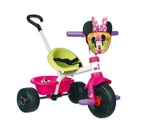Tricycle Be Fun Minnie Smoby