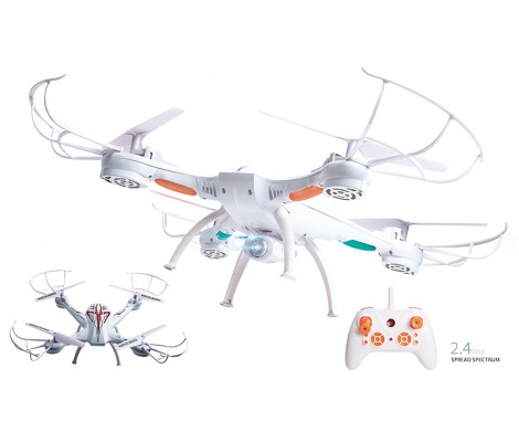 Drône Quadcopter Aerocraft