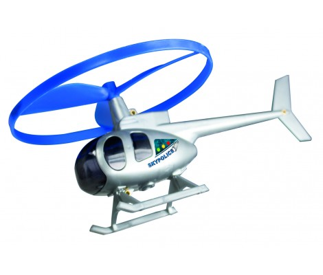 HELICOPTERE SECURITE D 12.5 CM