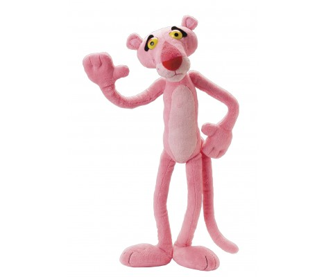 PELUCHE  PANTHERE ROSE