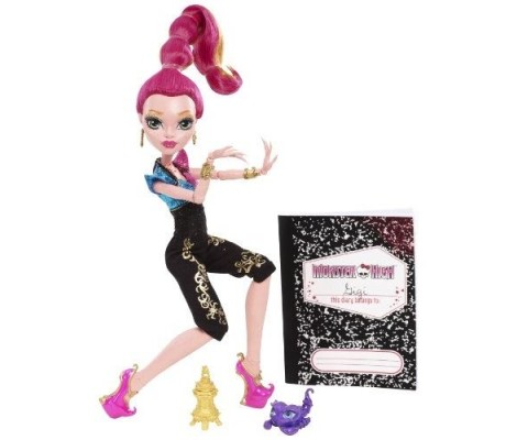 Poupée Monster High Twyla 13 souhaits