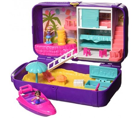 Coffret Polly Pocket Aventure à la plage