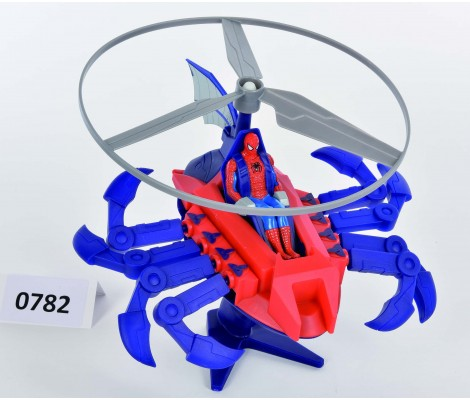 FLYING HEROES SPIDERCOPTER