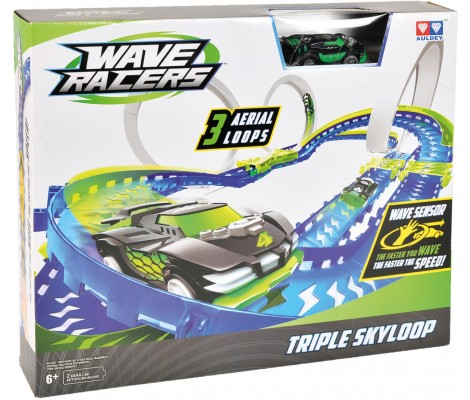 Wave Racers - Circuit Triple Skyloop
