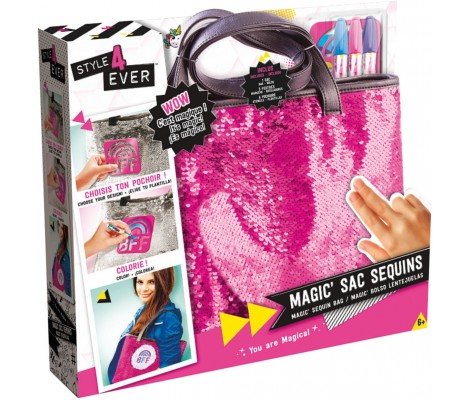 Canal Toys - Sac Sequins