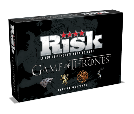 Risk Game of Thrones Edition Westeros