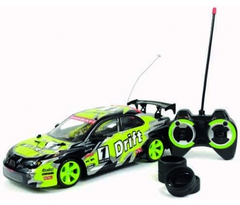 VOITURE FIBER CARBON DRIFT RACING