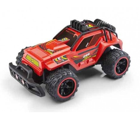 Revell Control 24474 Voiture RC Red Scorpion, Rouge 3011