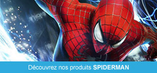 jouets Spiderman
